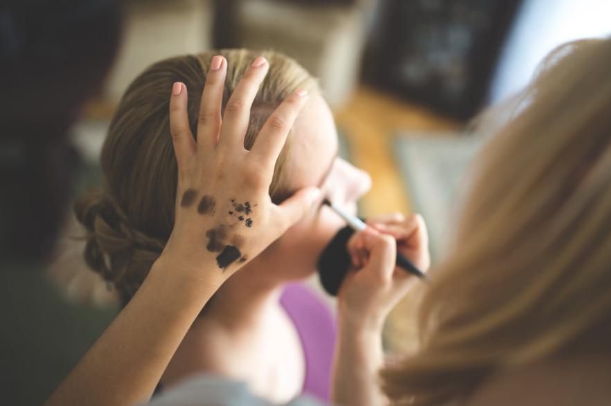 conseils maquillage halloween