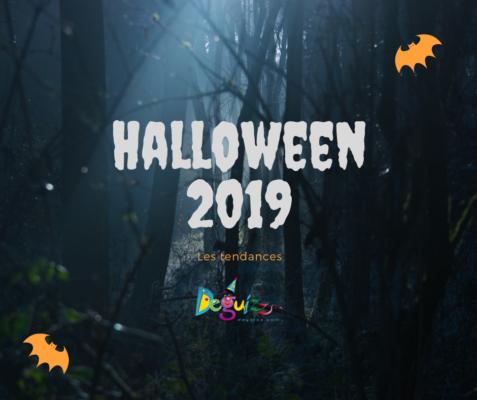 tendances halloween 2019