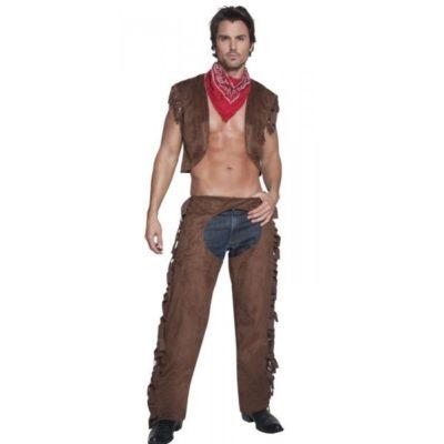 déguisement saint valentin cowboy sexy