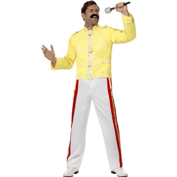 déguisement Freddie Mercury Wembley