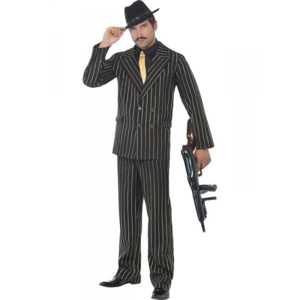 thème soirée déguisé déguisement gangster