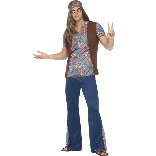 hippie kitsch années 60-70