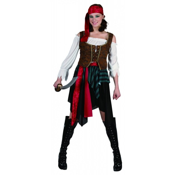 pirate des caraïbes femme