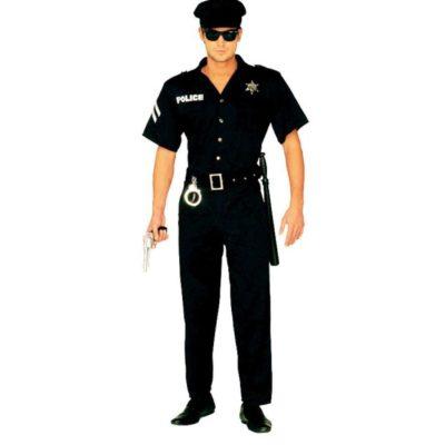 policier homme sexy