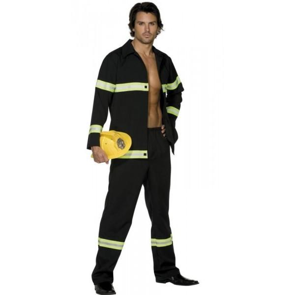 déguisement saint valentin pompier homme sexy