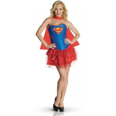déguisement saint valentin 2019 supergirl tutu