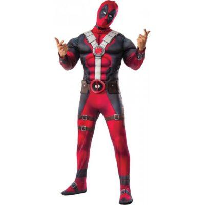 deadpool soirée déguisée super héros