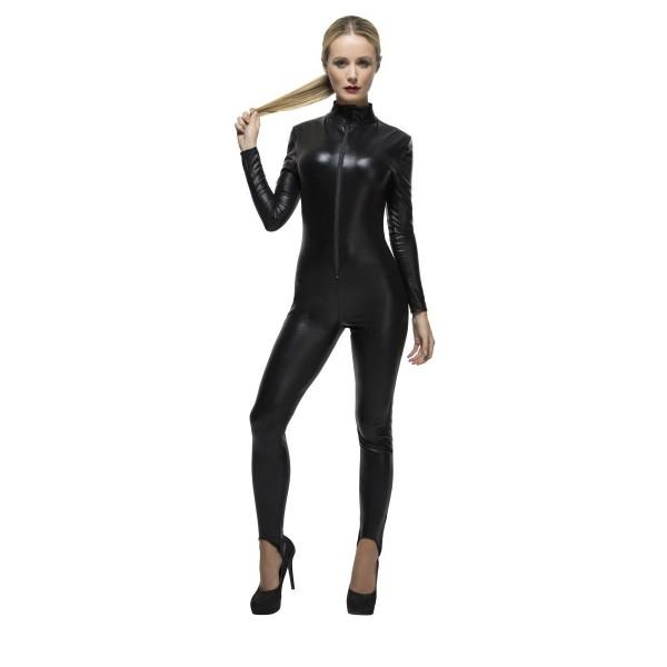 déguisement catsuit femme sexy noir comment exciter un homme