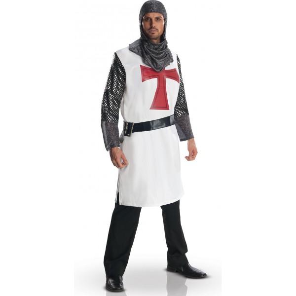 déguisement chevalier templier pour soirée déguisée