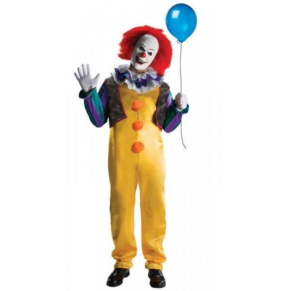 déguisement clown ça halloween
