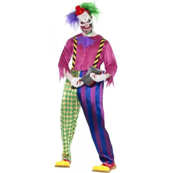 déguisement clown killer halloween