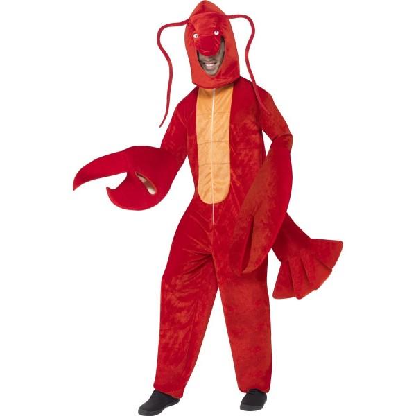 déguisement homard animal de la mer