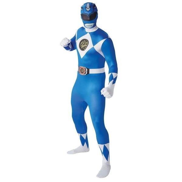 power ranger bleu soirée déguisée super héros