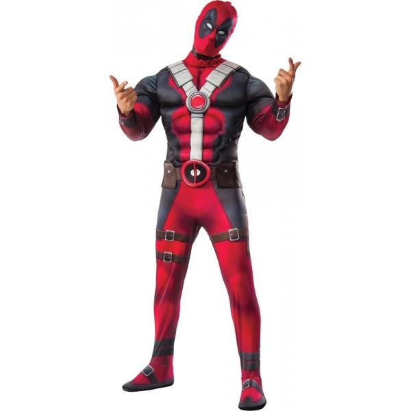 déguisement Deadpool 2 pour soirée déguisée