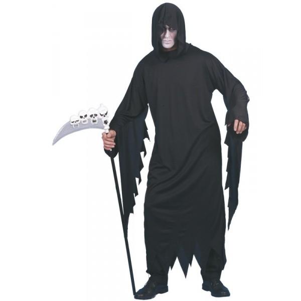 déguisement faucheuse de la mort halloween pas cher homme