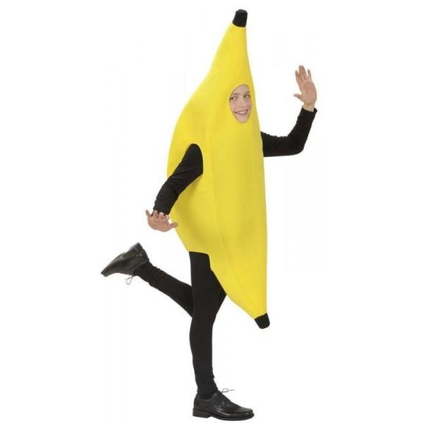 déguisement banane pour soirée déguisée drole