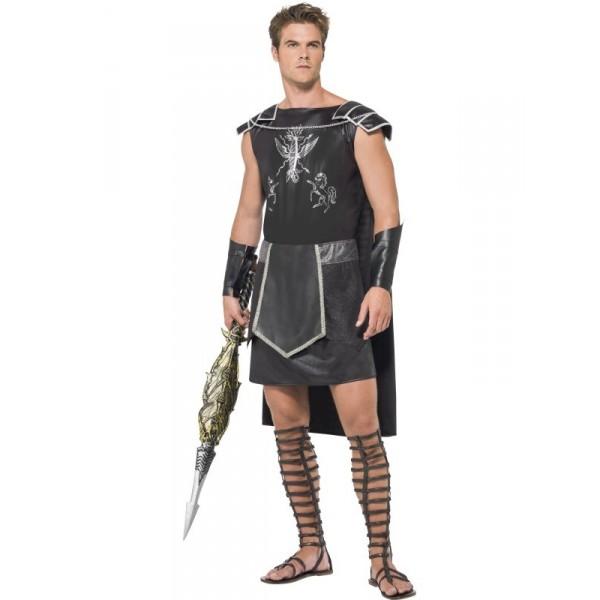 déguisement gladiateur romain pour soirée déguisée