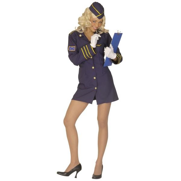 déguisement hôtesse de l'air