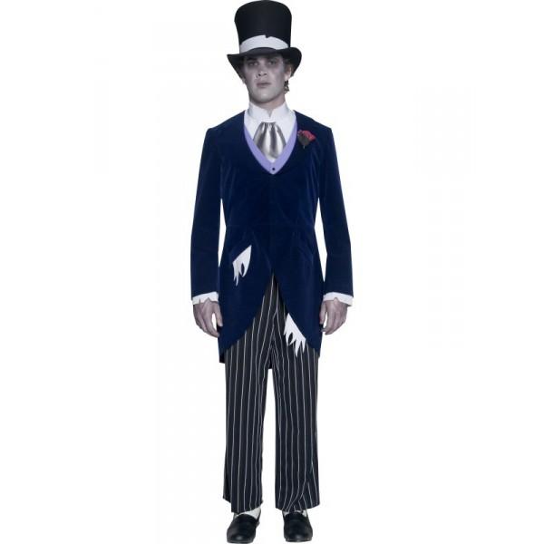 déguisement marié zombie halloween