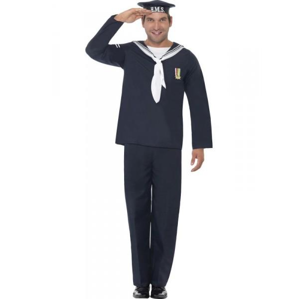 déguisement marin