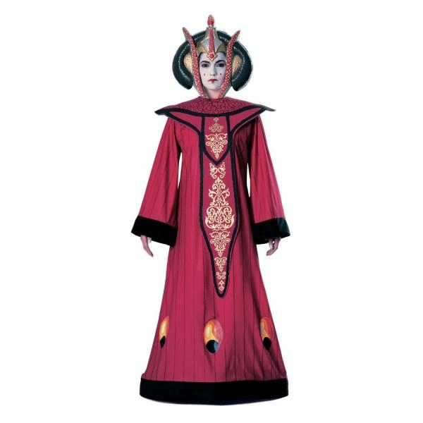 déguisement reine amidala thème soirée déguisée