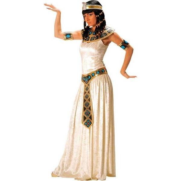 déguisement reine cléopatre thème soirée déguisée
