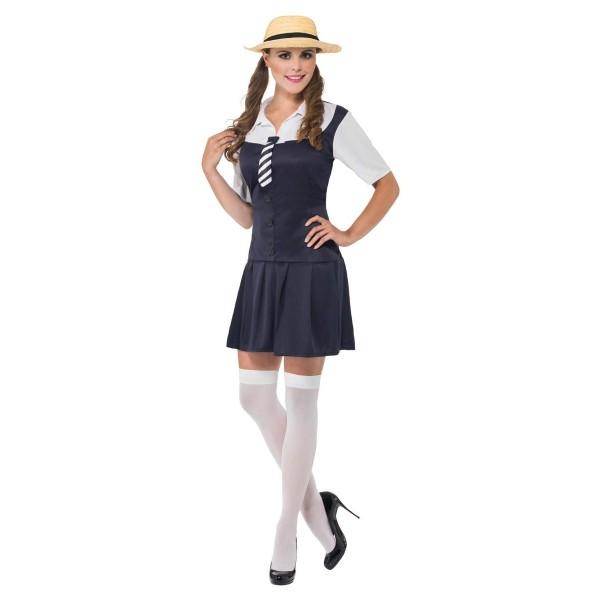 déguisement sexy écolière miss parfaite