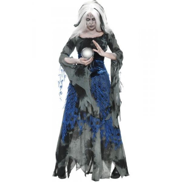 déguisement sorcière voyante halloween