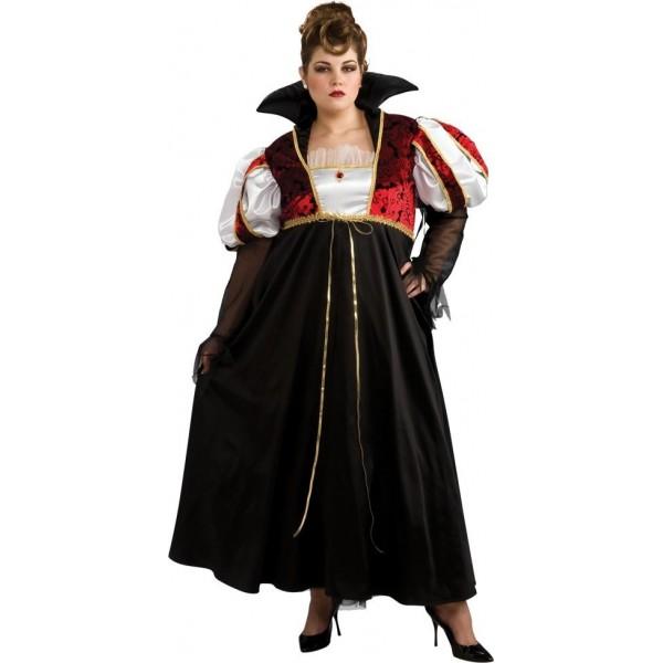 déguisement vampire royale halloween