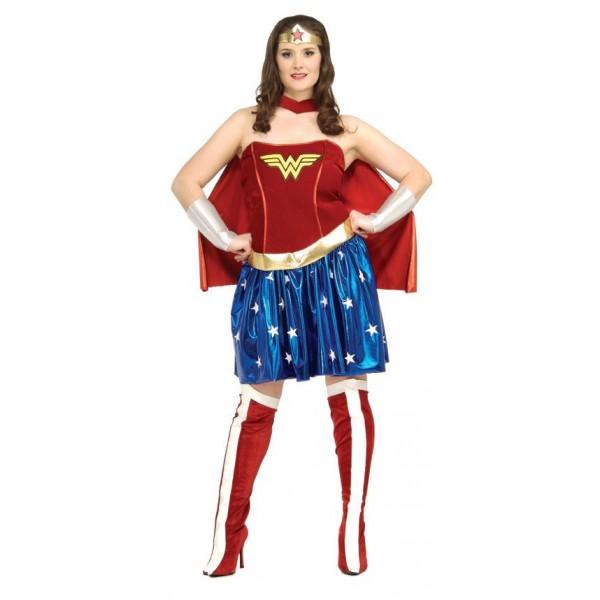 déguisement wonder woman soirée déguisée super héros