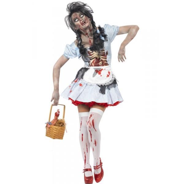 dorothée déguisement zombie