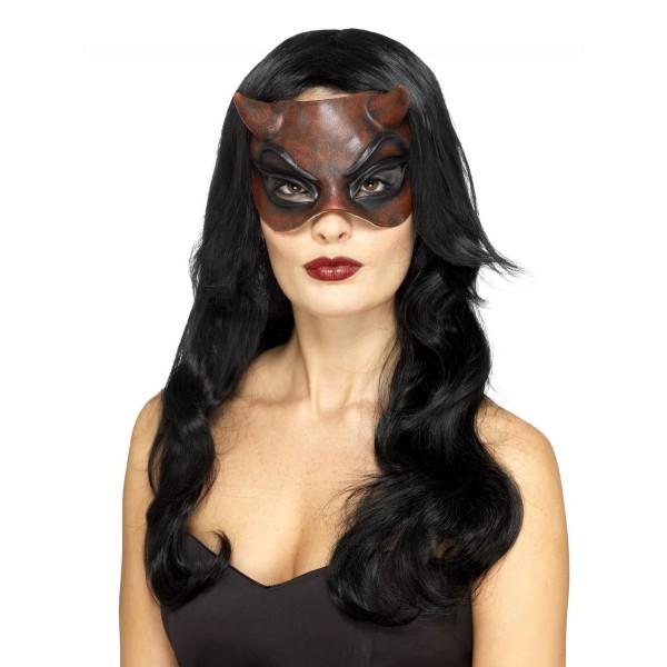 masque diablesse halloween