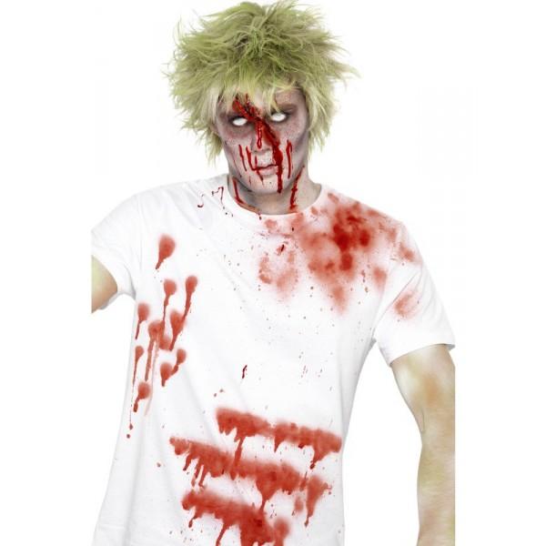 faux sang pour vêtements halloween