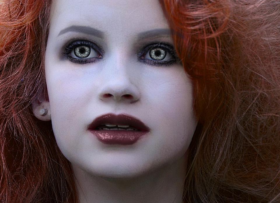 Maquillage Halloween Femme Pour Un Effet Reussi Le
