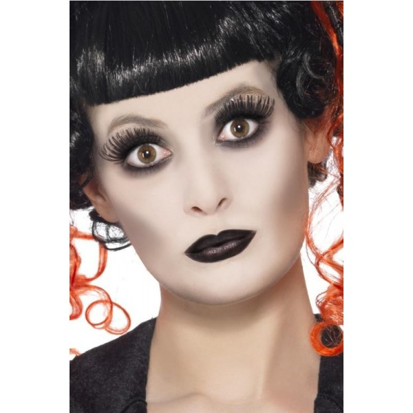 kit maquillage gothique complet maquillage halloween femme