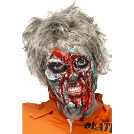kit maquillage latex coloré zombie qualité