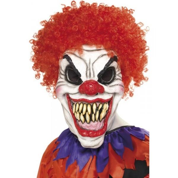 masque clown halloween pas cher