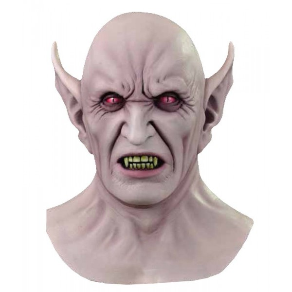 masque démon halloween pas cher