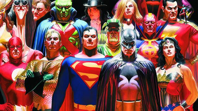 soirée déguisée super héros