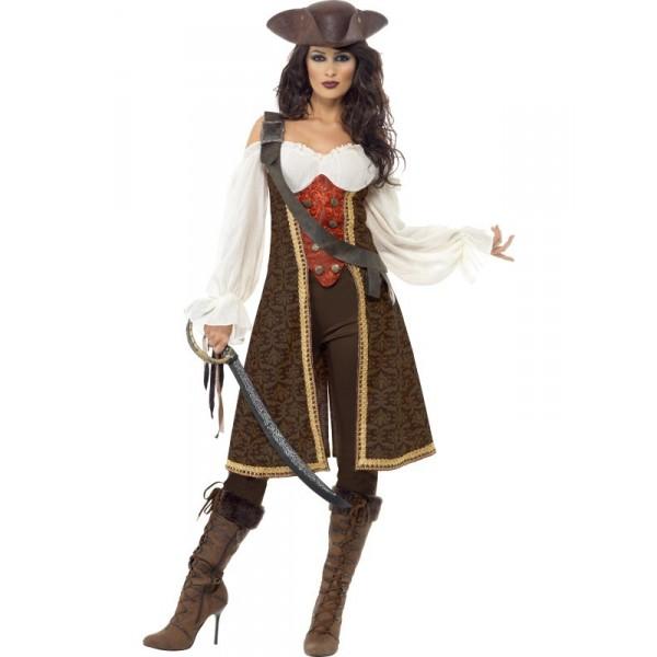 Pirates des Caraïbes femme idée déguisement film culte