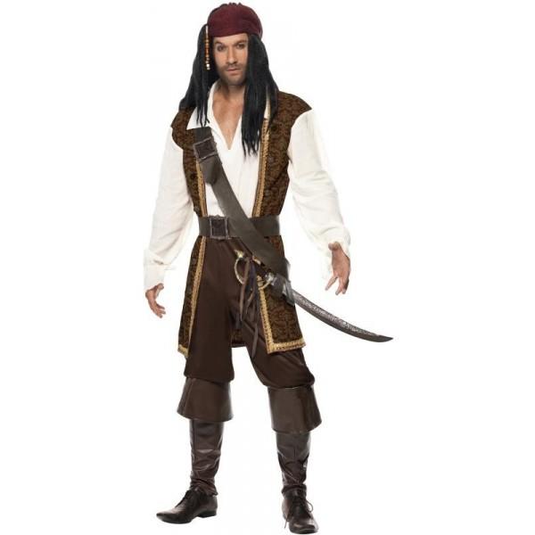 Pirates des Caraïbes homme