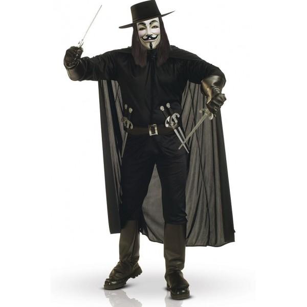 V pour Vendetta idée déguisement film culte