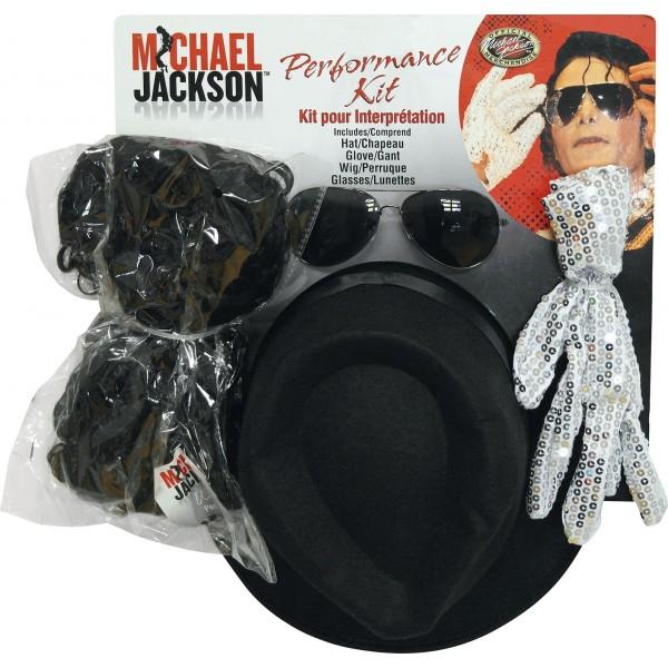 Kit complet Michael Jackson