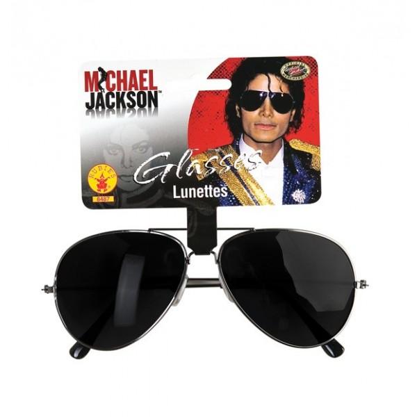 Lunettes Michael Jackson personnage célèbre facile