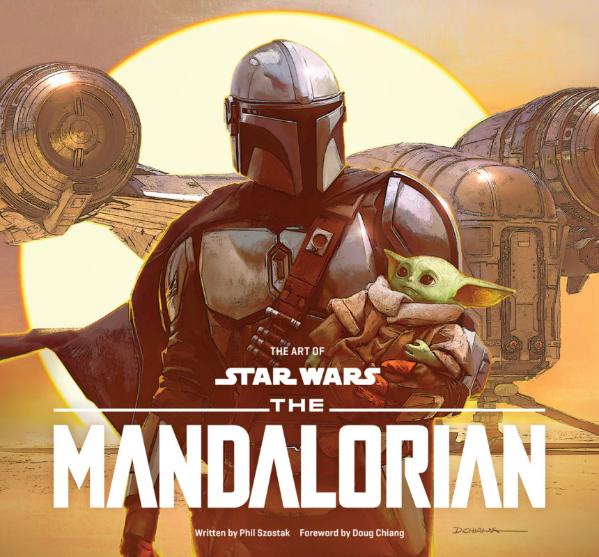 Affiche de la série The Mandalorian